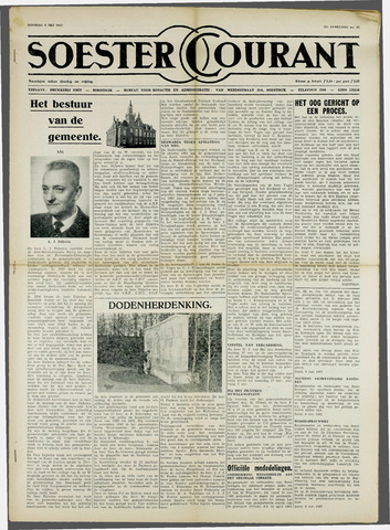 Soester Courant 1962-05-08