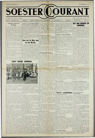 Soester Courant 1963-02-26