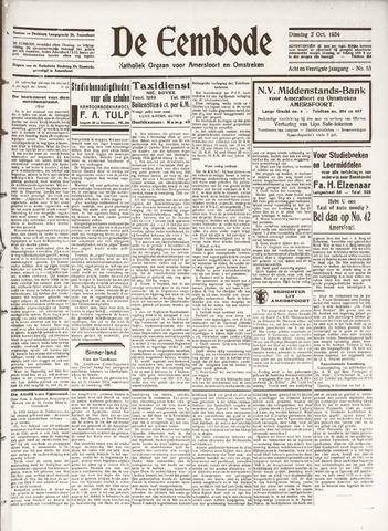 De Eembode 1934-10-02