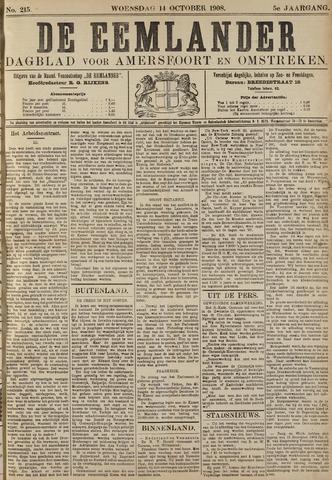 De Eemlander 1908-10-14