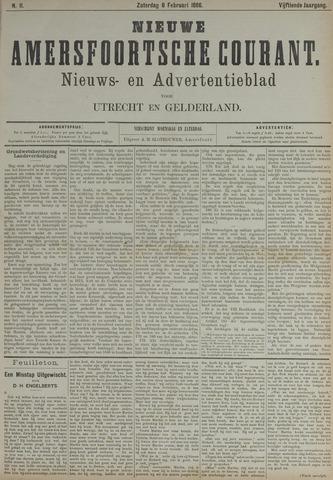 Nieuwe Amersfoortsche Courant 1886-02-06