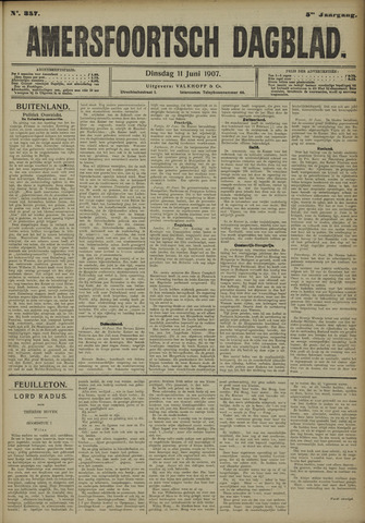 Amersfoortsch Dagblad 1907-06-11