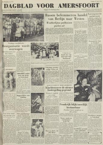 Dagblad voor Amersfoort 1951-07-27