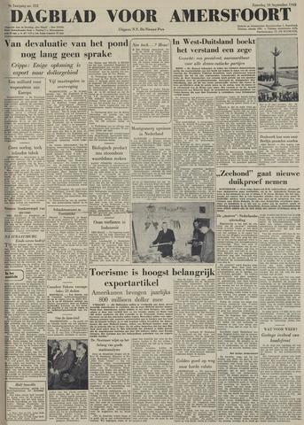 Dagblad voor Amersfoort 1949-09-10