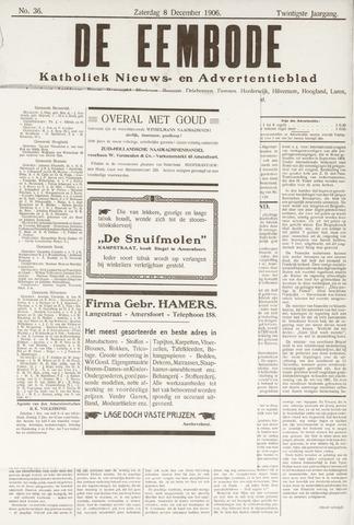 De Eembode 1906-12-08