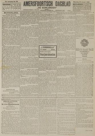 Amersfoortsch Dagblad / De Eemlander 1923-01-29