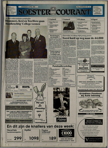 Soester Courant 1998-04-08