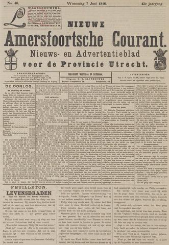 Nieuwe Amersfoortsche Courant 1916-06-07