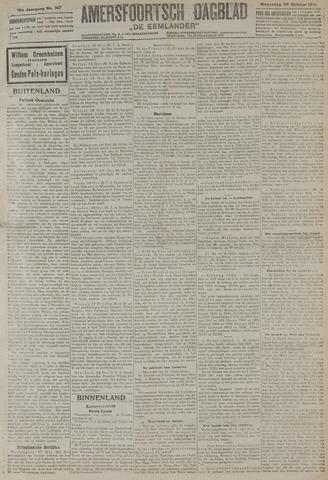 Amersfoortsch Dagblad / De Eemlander 1919-10-29
