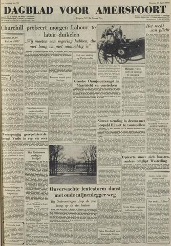 Dagblad voor Amersfoort 1950-04-25