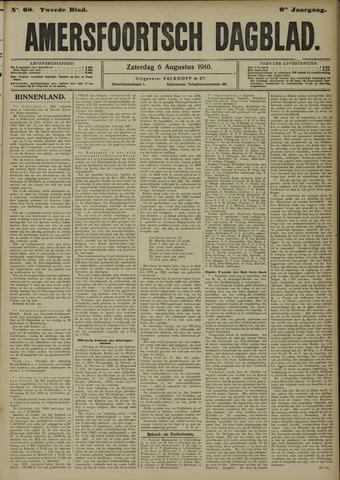 Amersfoortsch Dagblad 1910-08-06