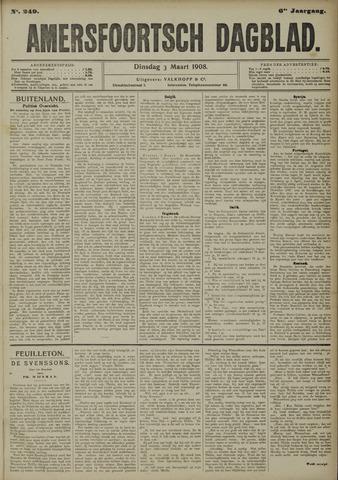 Amersfoortsch Dagblad 1908-03-03