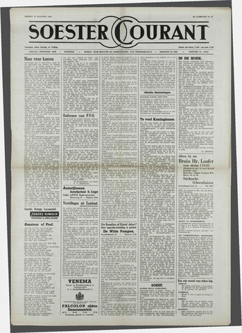 Soester Courant 1954-08-20