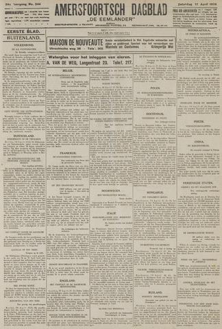 Amersfoortsch Dagblad / De Eemlander 1926-04-17