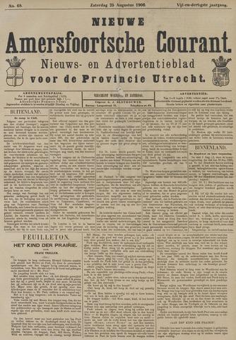 Nieuwe Amersfoortsche Courant 1906-08-25