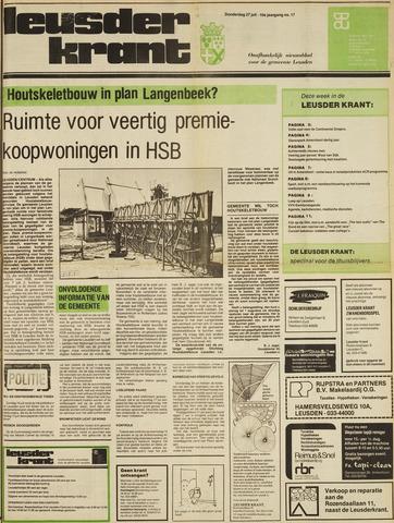 Leusder Krant 1978-07-27