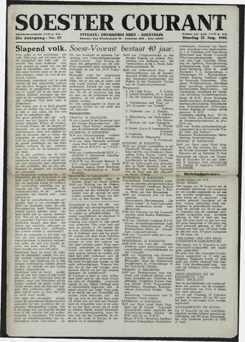 Soester Courant 1946-08-13