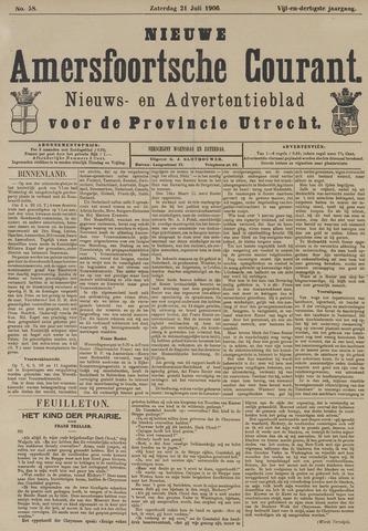 Nieuwe Amersfoortsche Courant 1906-07-21