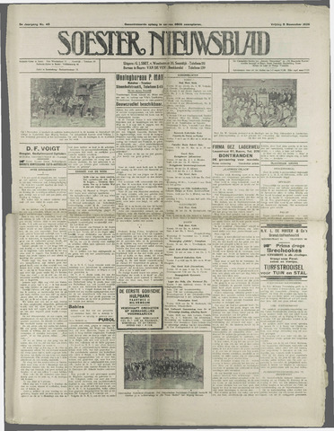 Soester Courant 1926-11-05