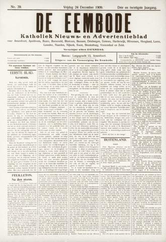 De Eembode 1909-12-24