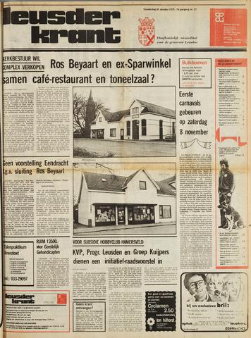 Leusder Krant 1975-10-30