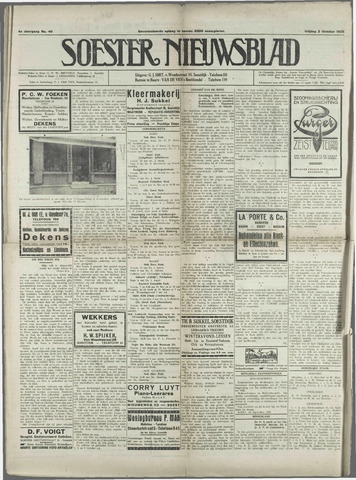 Soester Courant 1925-10-02