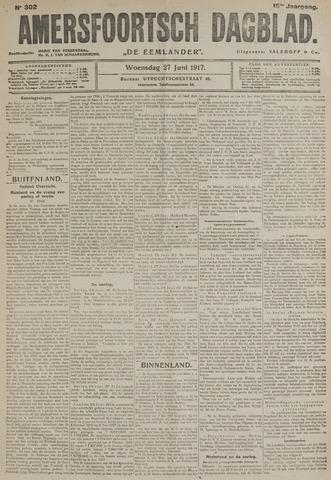 Amersfoortsch Dagblad / De Eemlander 1917-06-27