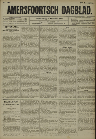 Amersfoortsch Dagblad 1909-10-14