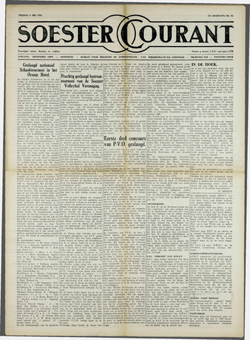 Soester Courant 1959-05-08