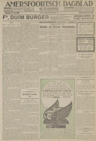Amersfoortsch Dagblad / De Eemlander 1928-06-23