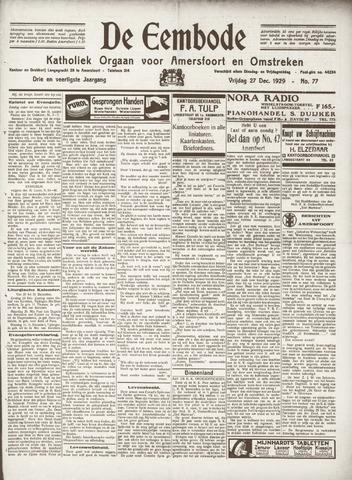 De Eembode 1929-12-27