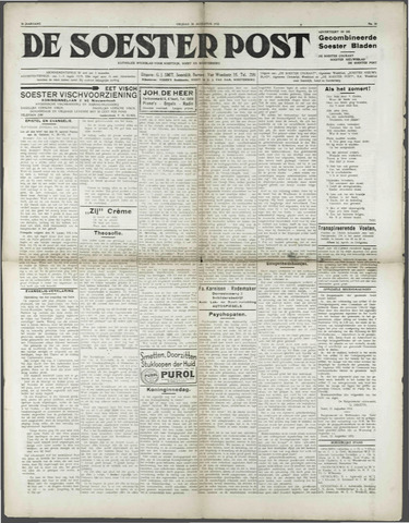 Soester Courant 1932-04-26