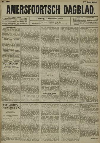 Amersfoortsch Dagblad 1908-11-03