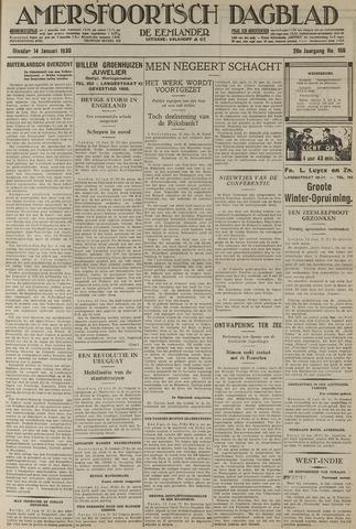 Amersfoortsch Dagblad / De Eemlander 1930-01-14