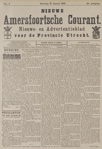 Nieuwe Amersfoortsche Courant 1912-01-27