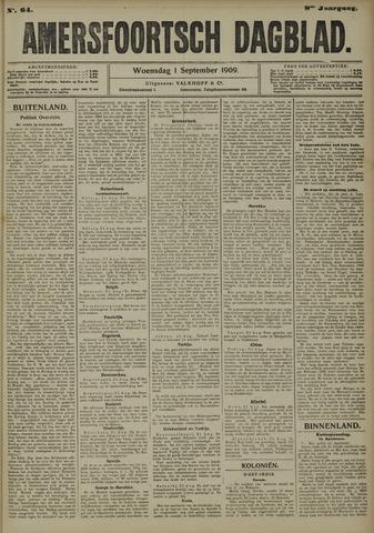 Amersfoortsch Dagblad 1909-09-01