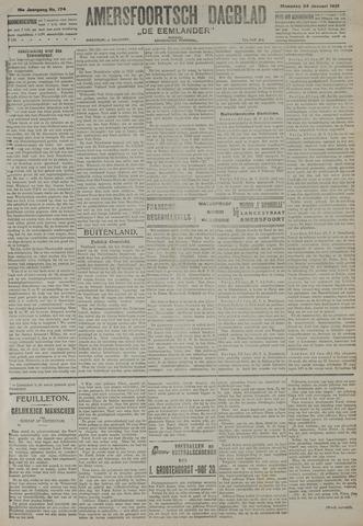 Amersfoortsch Dagblad / De Eemlander 1921-01-24