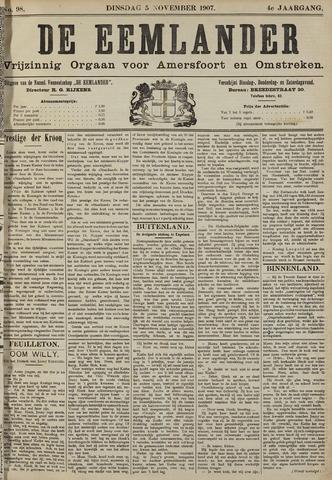 De Eemlander 1907-11-05