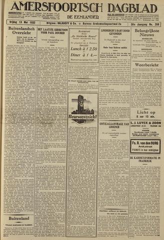 Amersfoortsch Dagblad / De Eemlander 1932-05-13