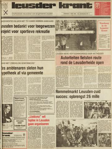 Leusder Krant 1983-05-17