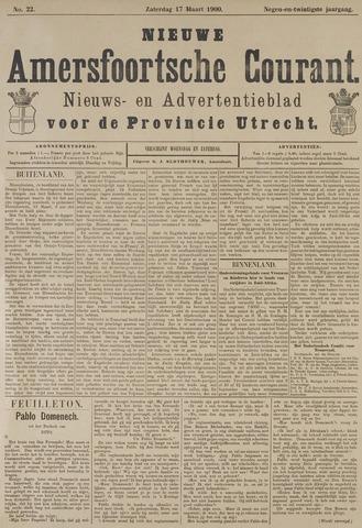 Nieuwe Amersfoortsche Courant 1900-03-17