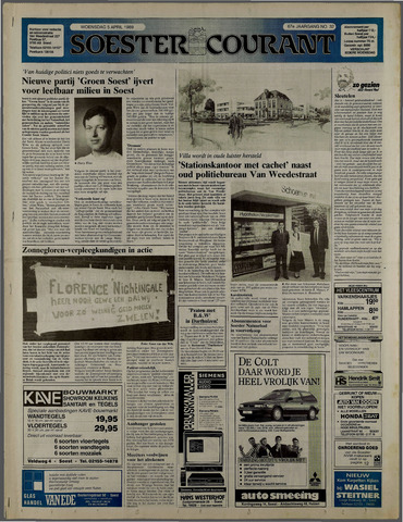 Soester Courant 1989-04-05