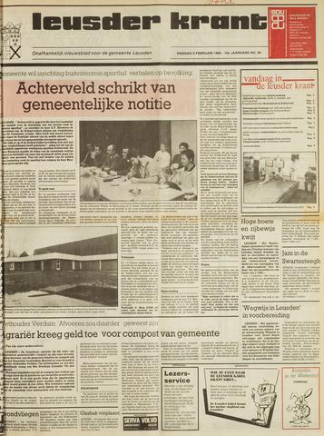 Leusder Krant 1988-02-09