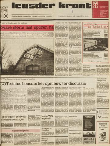 Leusder Krant 1990-01-31