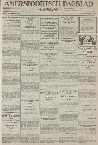 Amersfoortsch Dagblad / De Eemlander 1929-11-29