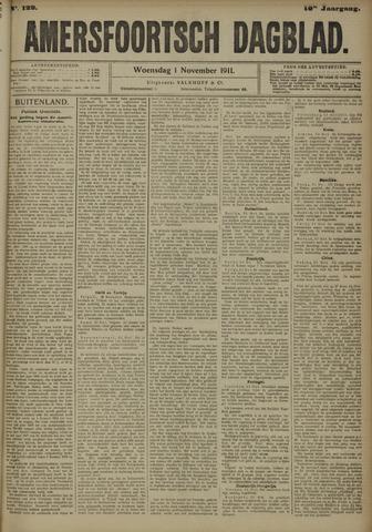 Amersfoortsch Dagblad 1911-11-01