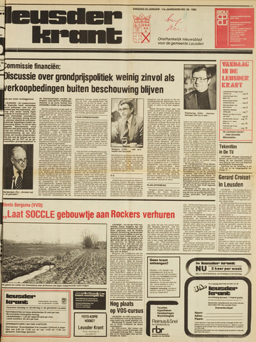 Leusder Krant 1980-01-22