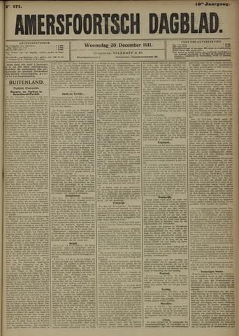 Amersfoortsch Dagblad 1911-12-20