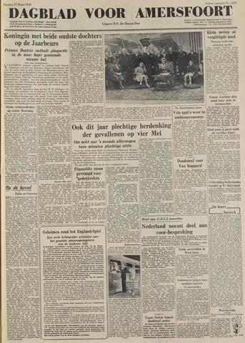 Dagblad voor Amersfoort 1949-03-29