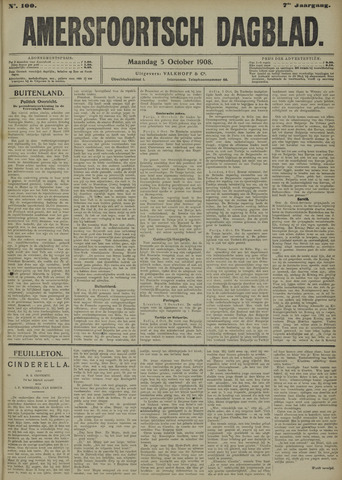 Amersfoortsch Dagblad 1908-10-05